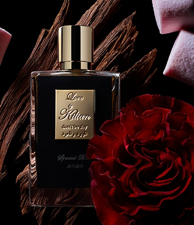 Love, don't be shy Rose & Oud 'Special Blend 2020'